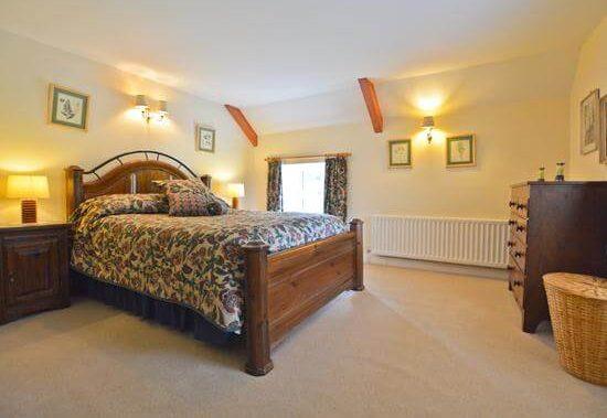 The Deeps Bedroom