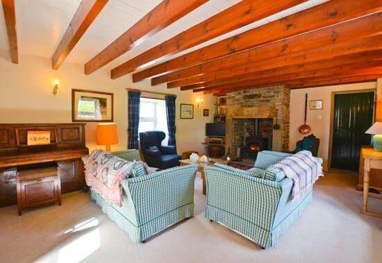 The Deeps Living Room